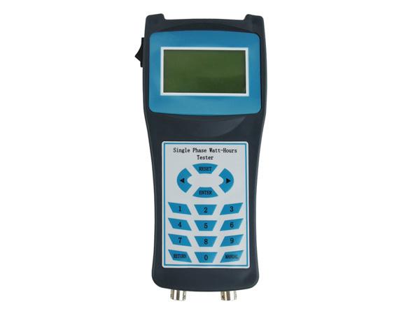 掌上型单相电能表校验仪-电能表校验装置-广富晖电子
