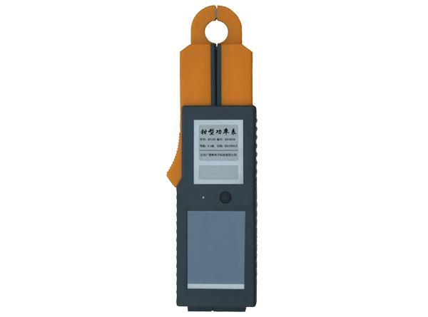 GF1123钳形数字功率表集数字电流表和功率测量仪于一体。仪表配有强大的测量和数据处理软件,完成电压、电流、有功功率、功率因素、视在功率、无功功率、电能、频率8个参数的测量、计算和显示,性能稳定,操作简便。仪表尤其适用于现场电力设备以及供电线路的测量和检修,手持式钳形结构,体积小、重量轻,用户可随身携带,使测量变得轻松、快捷。