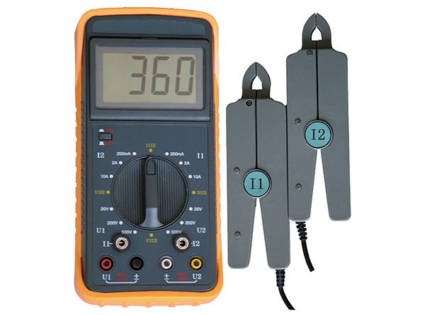 为现场测量电压 ,电流及