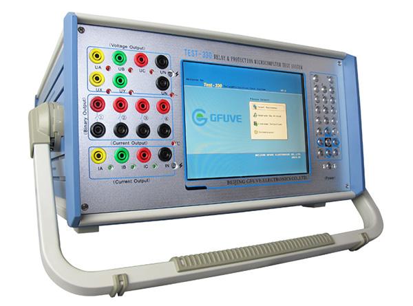 三相继电保护测试仪-继电保护测试仪-广富晖电子
